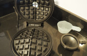 Perfecting At Home Waffles with Chefman