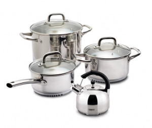 Turbo Pot FreshAir 4-piece cookware Product Small