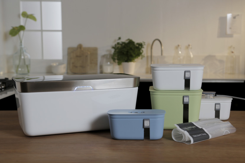 Extending The Life of Your Food with Vacuvita