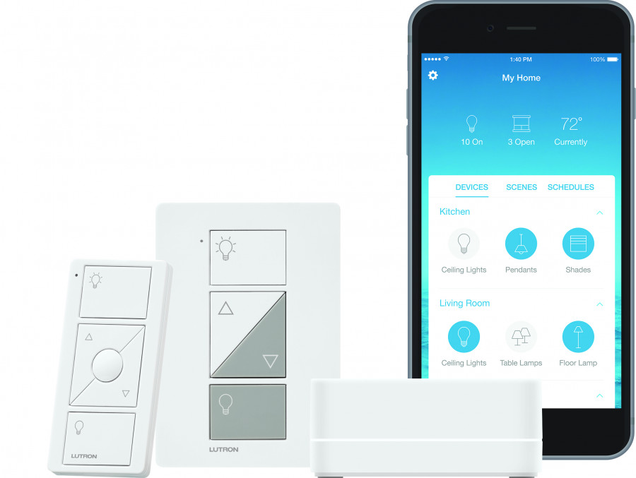 Caseta – Smart Lighting For the Dad Who Has It All!