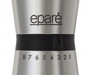 Epare Manual Coffee Grinder Settings
