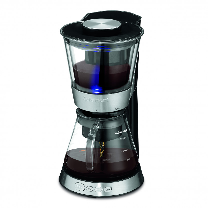 Simplifying the Cold Brew Process with Cuisinart Automatic Cold Brew Coffeemaker