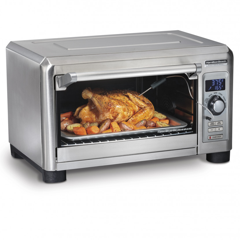 Bring Versatility to Your Kitchen with Hamilton Beach Digital Countertop Oven