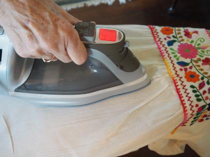Ironing Made Easy with the Hamilton Beach Durathon Digital Iron