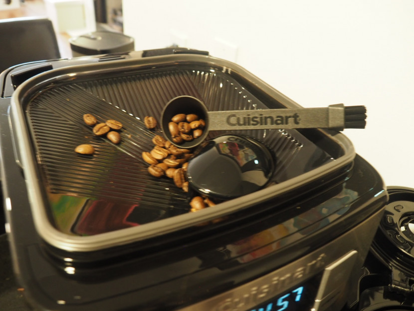 Cuisinart Burr Grind & Brew Solves All Your Coffee Needs