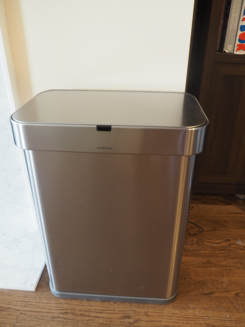 The Ultimate Kitchen Trash Can from simplehuman