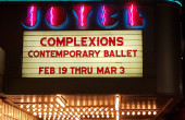 Complexions Contemporary Ballet combines artistry and athleticism in New York City through March 3rd!