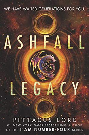 Ashfall Legacy, Pittacus Lore