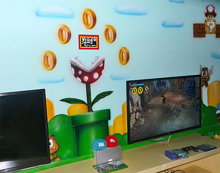 Generations Riveria Maya - Eko Kids Club Gaming Consoles Area