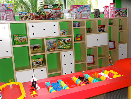 Generations Riveria Maya - Eko Kids Club Toys and Crafting Area